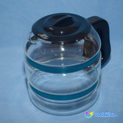 AquaCompact II - Sběrná nádoba skleněná černá - Original