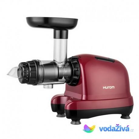 HUROM GD PLUS - barva bordó červená - šnekový odšťavňovač Hurom Slow Juicer - ORIGINAL