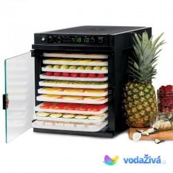 Sedona Express SDE-P6280 - sušička potravin, 11 plastových sít, digitální časovač
