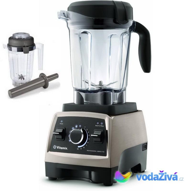 Vitamix Pro 750 SUPER NEREZ profesionální mixér - 2l nádoba + nádoba na suché suroviny 0,9 l - ORIGINÁL
