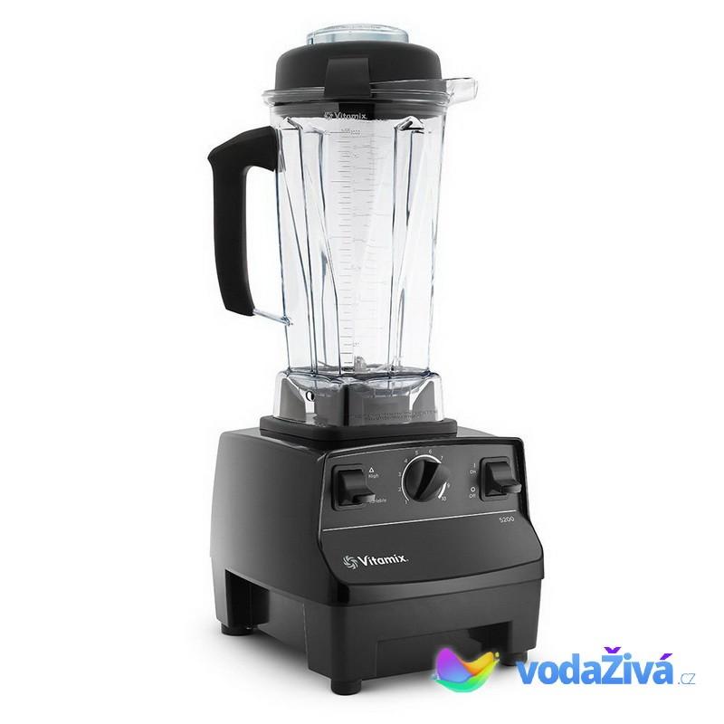 Vitamix TNC 5200 - barva černá - profi mixér - 2l nádoba - ORIGINÁL