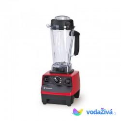 Vitamix TNC 5200 - barva červená - profi mixér - 2l nádoba - ORIGINÁL