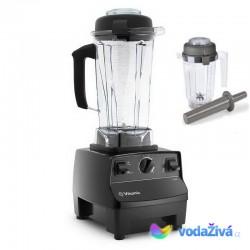 Vitamix TNC 5200 Super - barva černá - profi mixér - 2l nádoba + nádoba na suché suroviny 0,9 l - ORIGINÁL