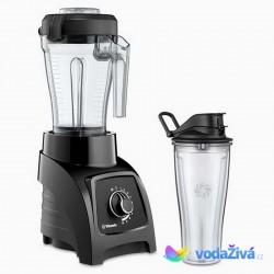 Vitamix S30 - barva černá - osobní mixér - nádoba 1,2 l a nádoba 0,6 l Mix&Go