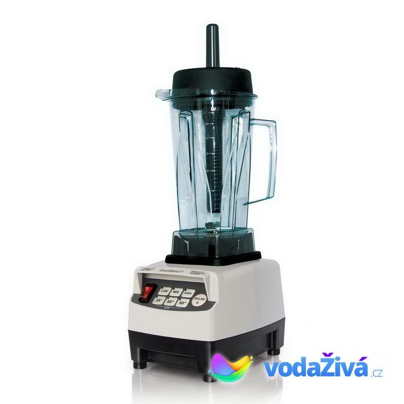 OmniBlend V - TM-800A kvalitní profi mixér - barva šedá, nádoba 2 litry - ORIGINÁL
