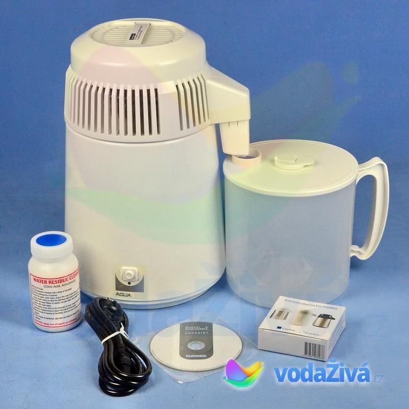 AQUA Destiller 2 - barva bílá - nejprodávanější destilační přístroj