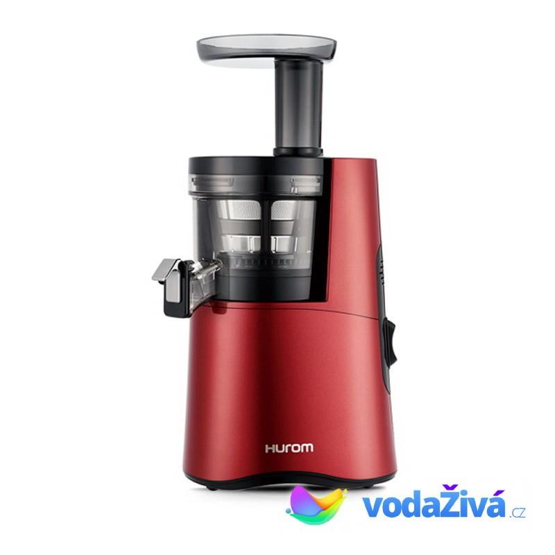 HUROM H-AA Alpha - vínová barva - luxusní šnekový odšťavňovač 3. generace + CD Relax (259Kč) + 2x eBook o šťávách (900Kč) + dárek dle výběru + Doprava ZDARMA Hurom (Jižní Korea)