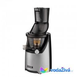 Kuvings EVO 820 DS - tmavě stříbrný šnekový odšťavňovač