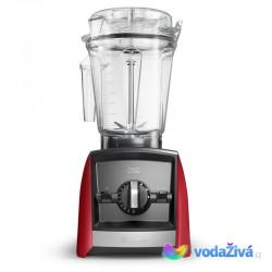 Vitamix Ascent A2500i - mixér, červená barva - 2l nádoba - ORIGINÁL
