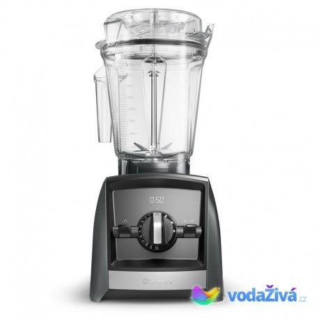 Vitamix Ascent A2500i - mixér, šedá barva - 2l nádoba - ORIGINÁL