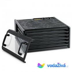 Excalibur 4526T BCD - sušička potravin, 5 plastových sít, analogový časovač, černá