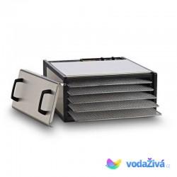 Excalibur D500 SHD - sušička potravin, 5 nerezových sít, analogový časovač