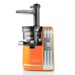 Sana Juicer EUJ-828 - oranžová matná barva - Luxusní šnekový odšťavňovač