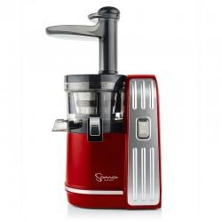 Sana Juicer EUJ-828 červená - Luxusní šnekový odšťavňovač