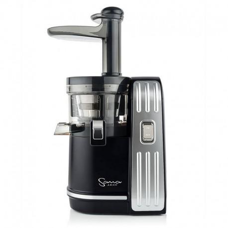 Sana Juicer EUJ-828 černá - Luxusní šnekový odšťavňovač