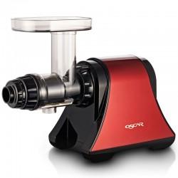 Oscar NEO DA-1200 - barva červená - univerzální šnekový odšťavňovač - ORIGINAL