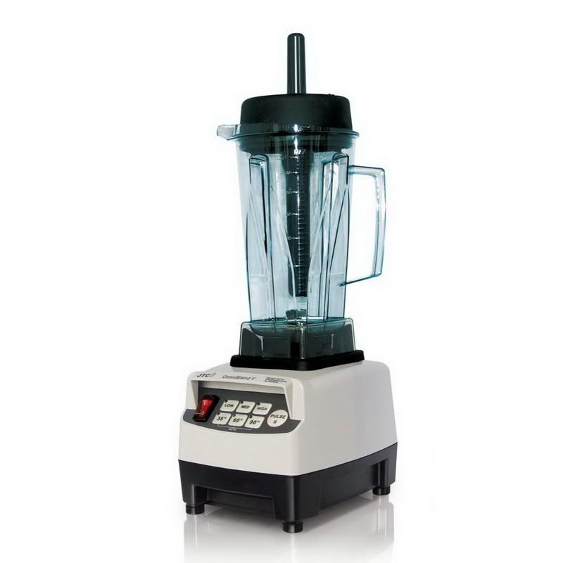 OmniBlend V - TM-800A kvalitní profi mixér - barva šedá, nádoba 2 litry - ORIGINÁL + CD Relax (259Kč) + 2x eBook o šťávách (980Kč) + dárek dle výběru + Doprava ZDARMA OmniBlend