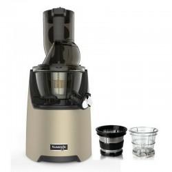 Kuvings EVO 820 CH Exclusive - Champagne zlatý - šnekový odšťavňovač + sítka na smoothies a zmrzlinu