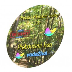 Probouzení lesa - CD-01 - Přírodní relaxační zvuky