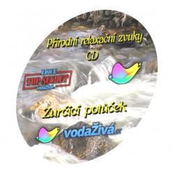 Zurčící potůček - CD-02 - Přírodní relaxační zvuky