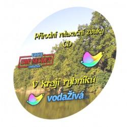V kraji rybníků - CD-03 - Přírodní relaxační zvuky