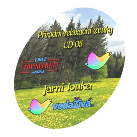Jarní louka - CD-05 - Přírodní relaxační zvuky