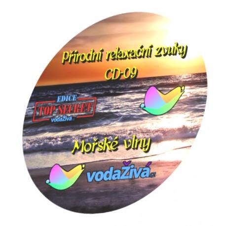 Mořské vlny - CD-09 - Přírodní relaxační zvuky