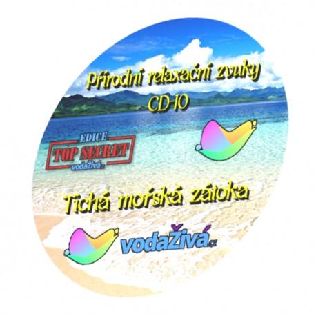 Tichá mořská zátoka - CD-10 - Přírodní relaxační zvuky