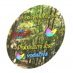 Probouzení lesa - CD - Přírodní relaxační zvuky