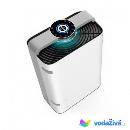 AIR ONE - čistička vzduchu se zvlhčovačem, sterilizací UV světlem, ionizátorem a výkonem 488 m3/hod