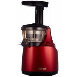 Hurom HE / HU-500 New - červený - šnekový odšťavňovač Hurom Slow Juicer - ORIGINAL