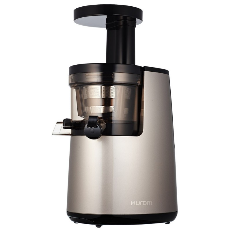 HUROM HH / HU-700 - stříbrná barva - odšťavňovač Hurom Slow Juicer - ORIGINAL