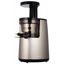 HUROM HH 2G typ P (bez páčky) - 2. gen - stříbrná - šnekový odšťavňovač Hurom Slow Juicer - ORIGINAL