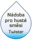 Twister - Nádoba pro husté směsi