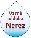 Varná nádoba: Nerez