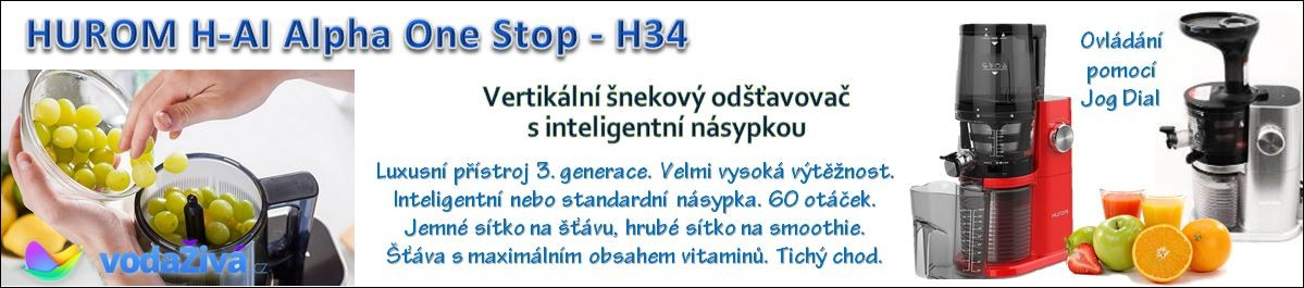 HUROM H-AI Alpha One Stop H34 - 3.generace