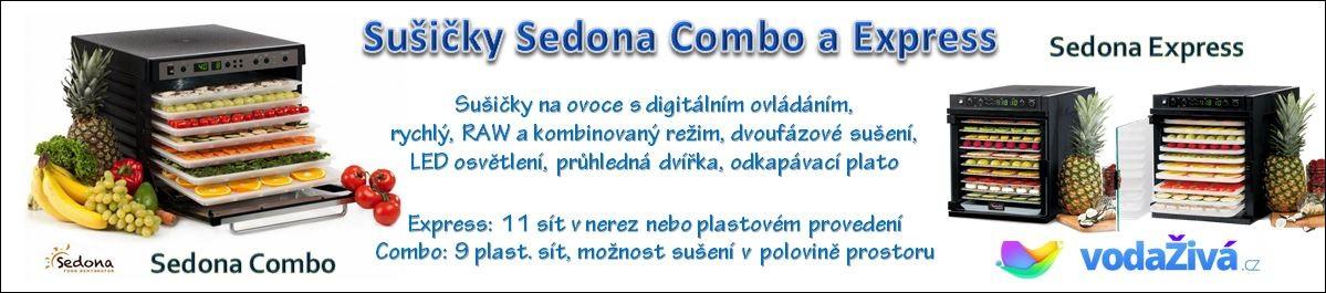 Sušičky Sedona