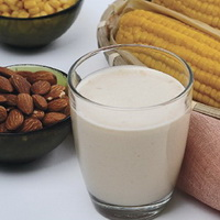 almond-corn-milk